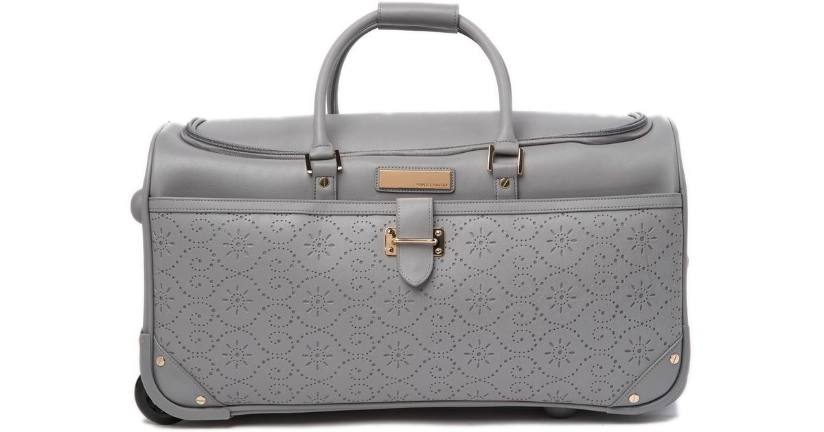 67df949368 Lyst - Vince Camuto Stellah Rolling Duffle for Men