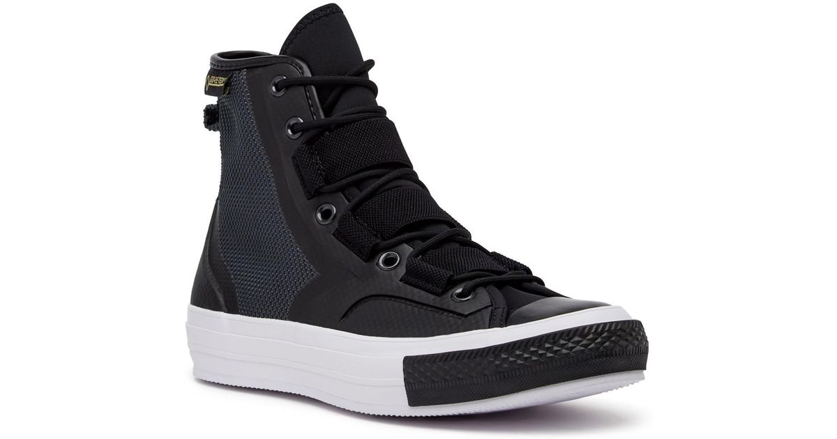 03079327e7eab Converse Chuck Taylor All Star 70 Utility Hiker Hi Sneaker (unisex) in  Black for Men - Lyst