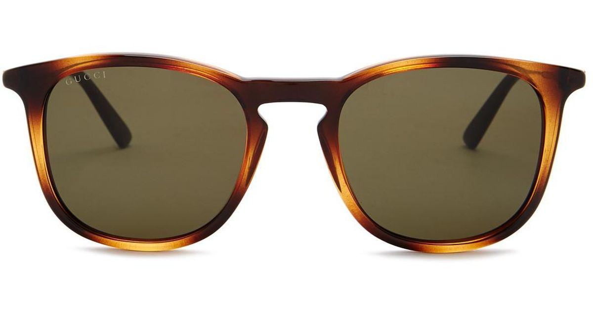 791dd3d963a Lyst - Gucci Men s Sunglasses for Men