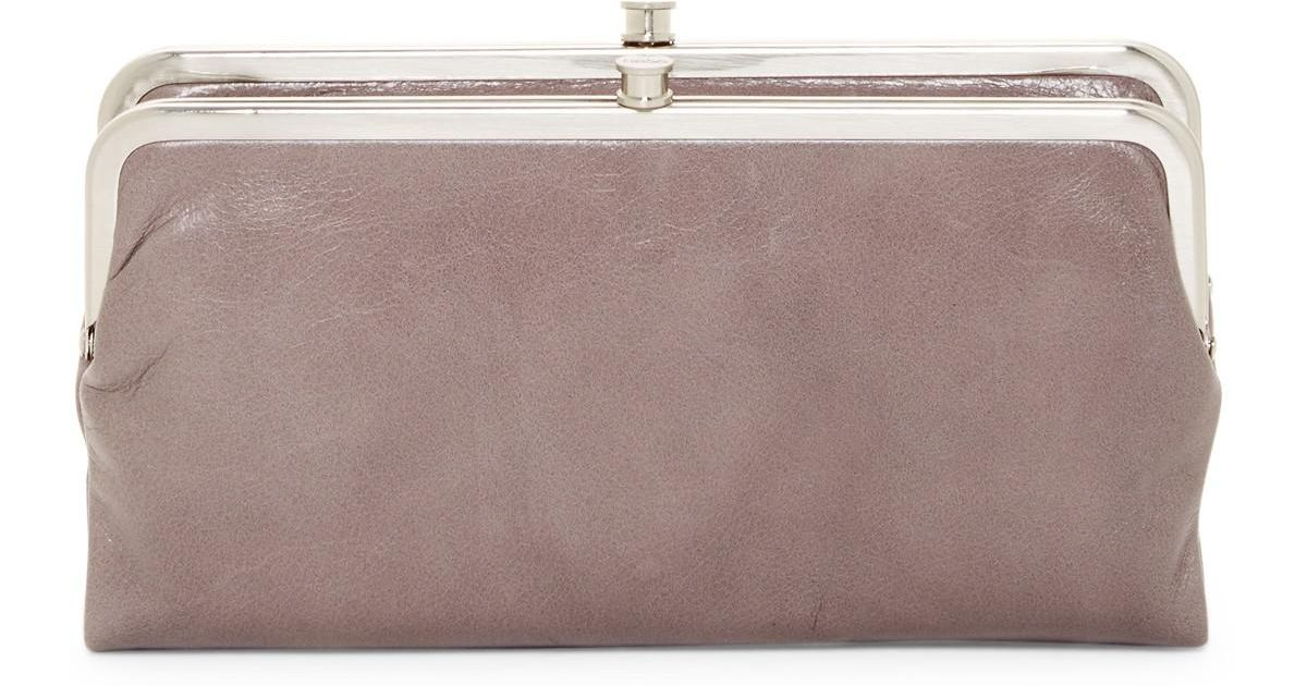 Lyst Hobo Lauren Leather Wallet