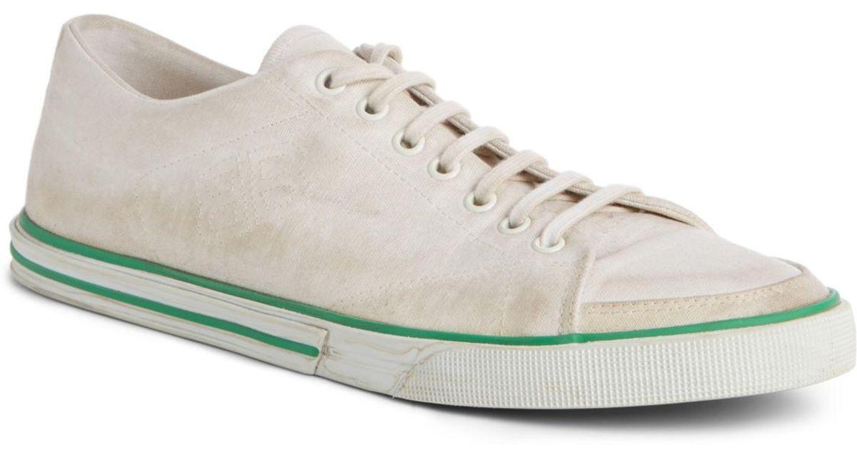 bb8055c718c Lyst - Balenciaga Logo Sole Sneaker (men) in White for Men