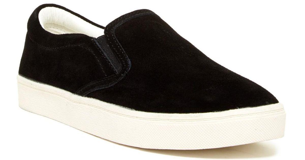 dbc15b21d Lyst - Sam Edelman Marvin Slip-on Sneaker in Black