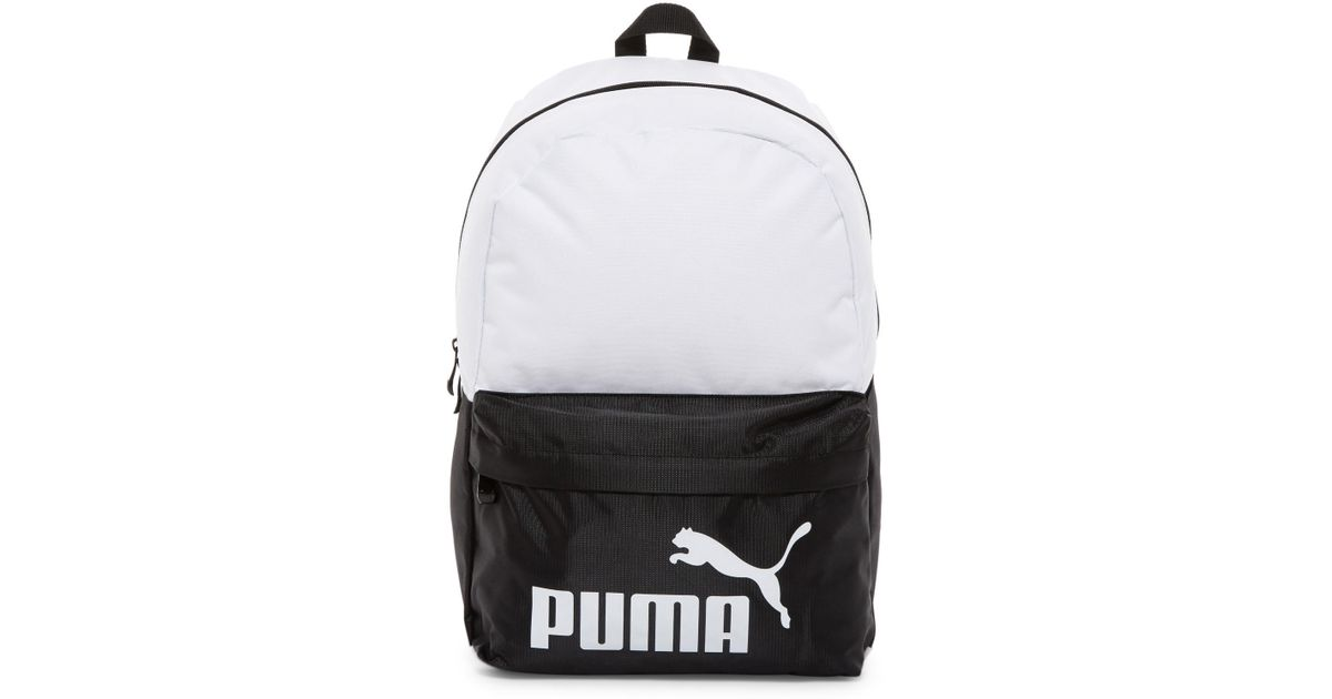 97c95d91cc Lyst - PUMA Evercat Lifeline Backpack in Black for Men