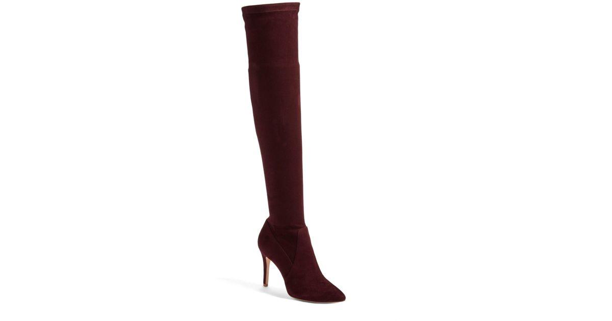 0c64168829e Lyst - Joie Jemina Over The Knee Boot - Narrow Calf