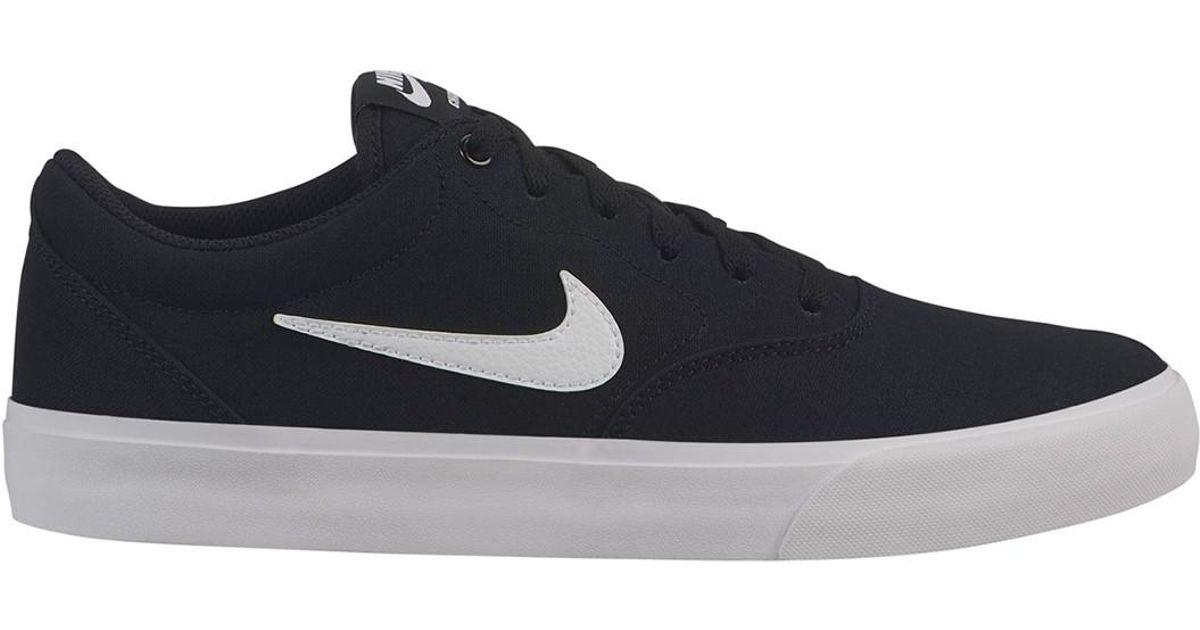 05a3f632dec1 Lyst - Nike Sb Charge Slr Sneaker in Black for Men