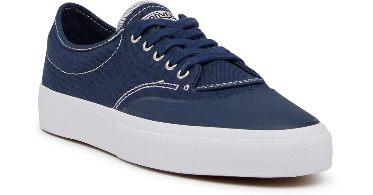 Converse Unisex Navy Blue Oxford Shoes