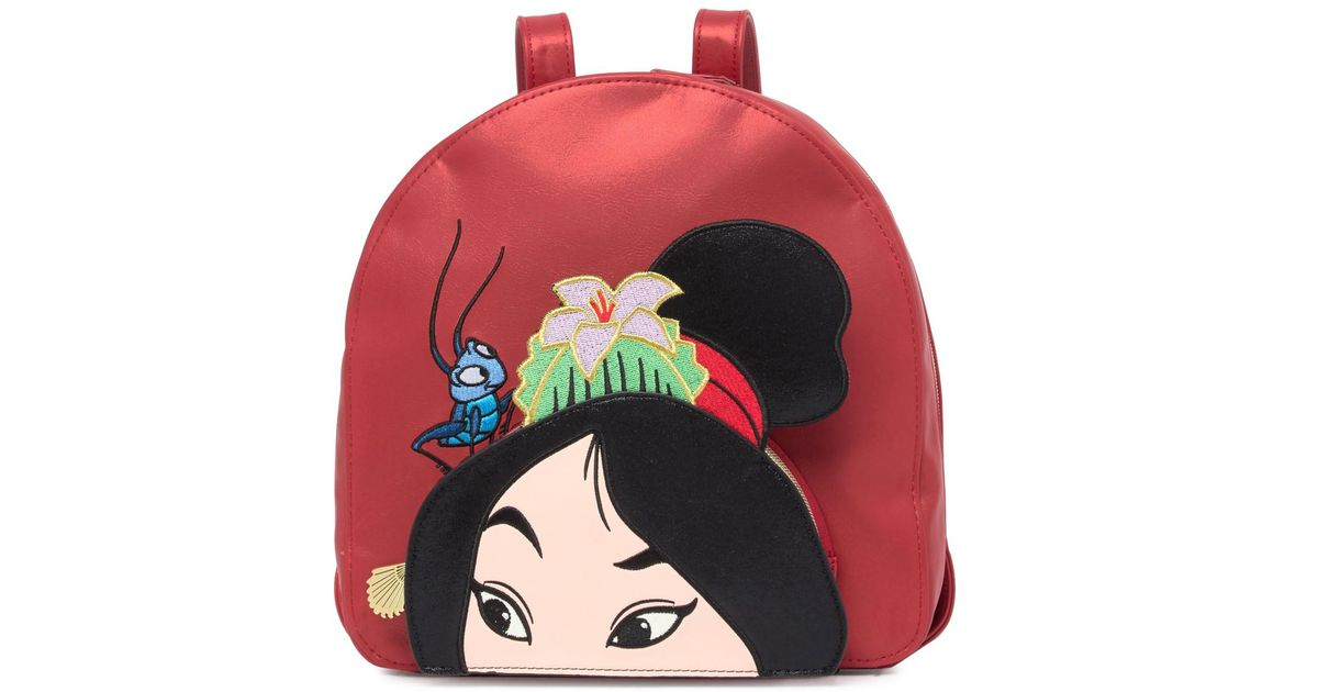 299fcf160db Lyst - Danielle Nicole Mulan Backpack in Red