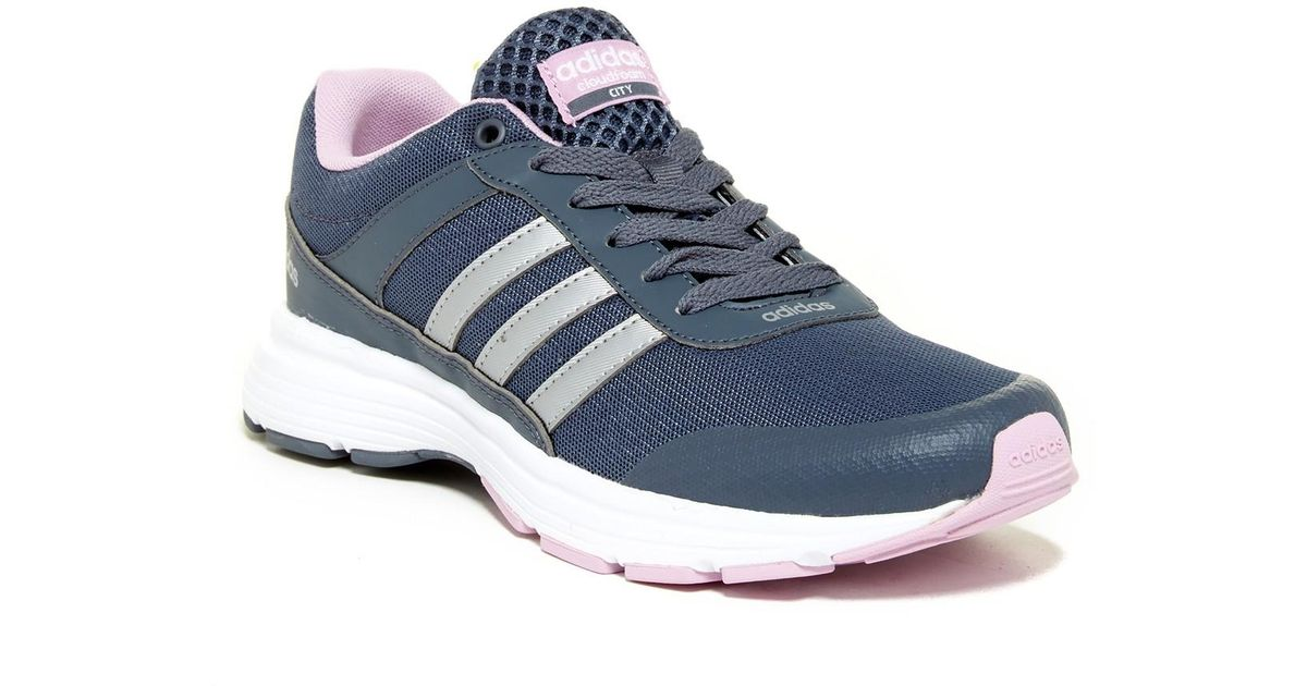 new product 53faf c4954 Lyst - adidas Cloudfoam Vs City Sneaker in Blue