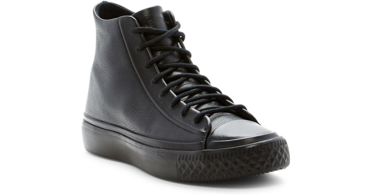 bae36c46fdf9 Lyst - Converse Chuck Taylor All Star Modern High Top Lux Sneaker (unisex)  in Black for Men