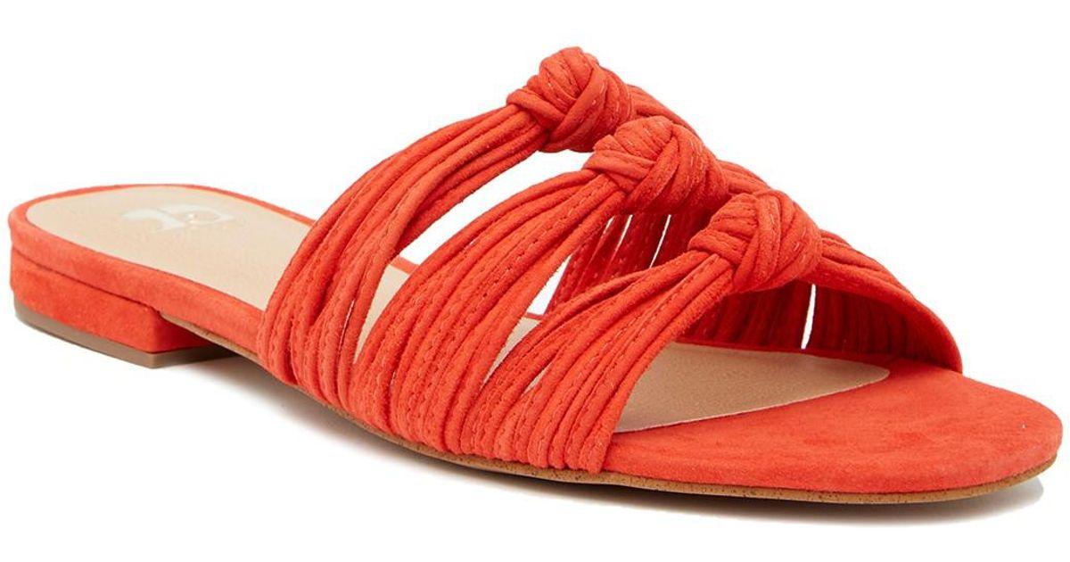 Joe's Jeans Hazel Knotted Slide Sandal SHvbWsf