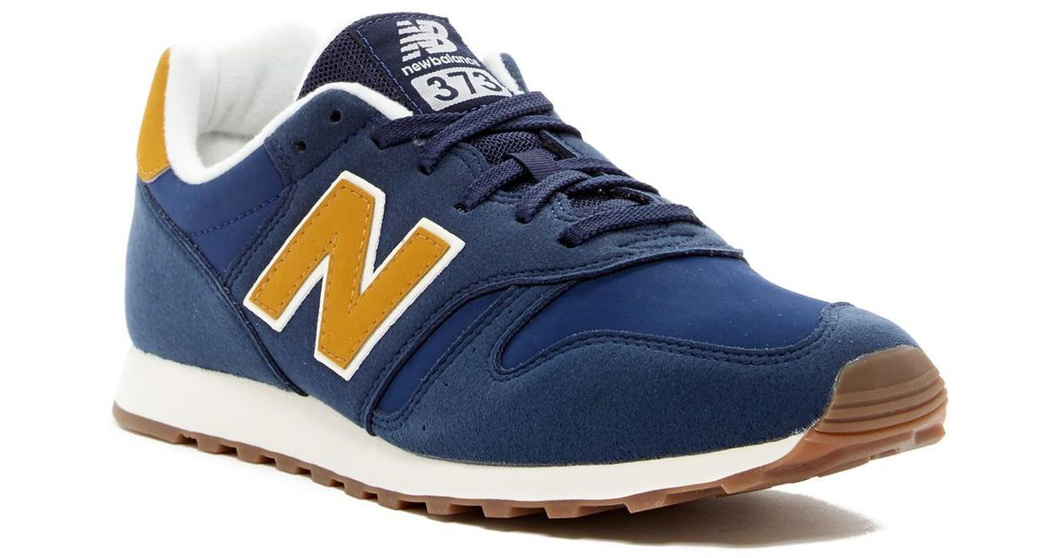 Lyst - New Balance Ml373 Classic Sneaker - Wide Width Available in Blue for  Men