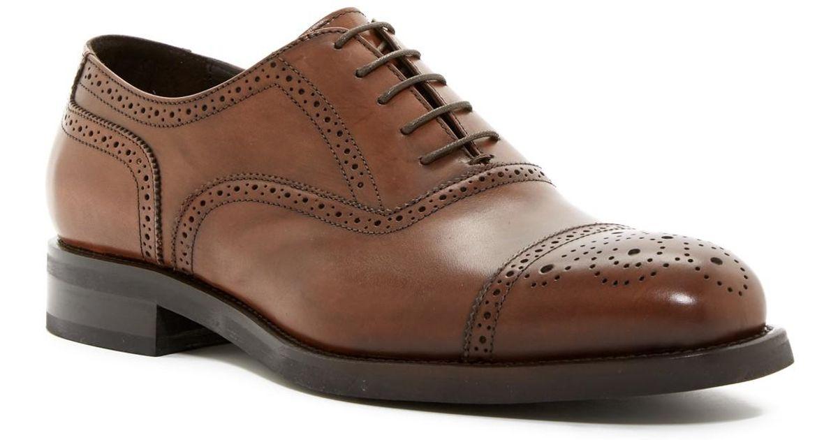 Bruno Magli Morris Leather Oxford 8q2GROMK