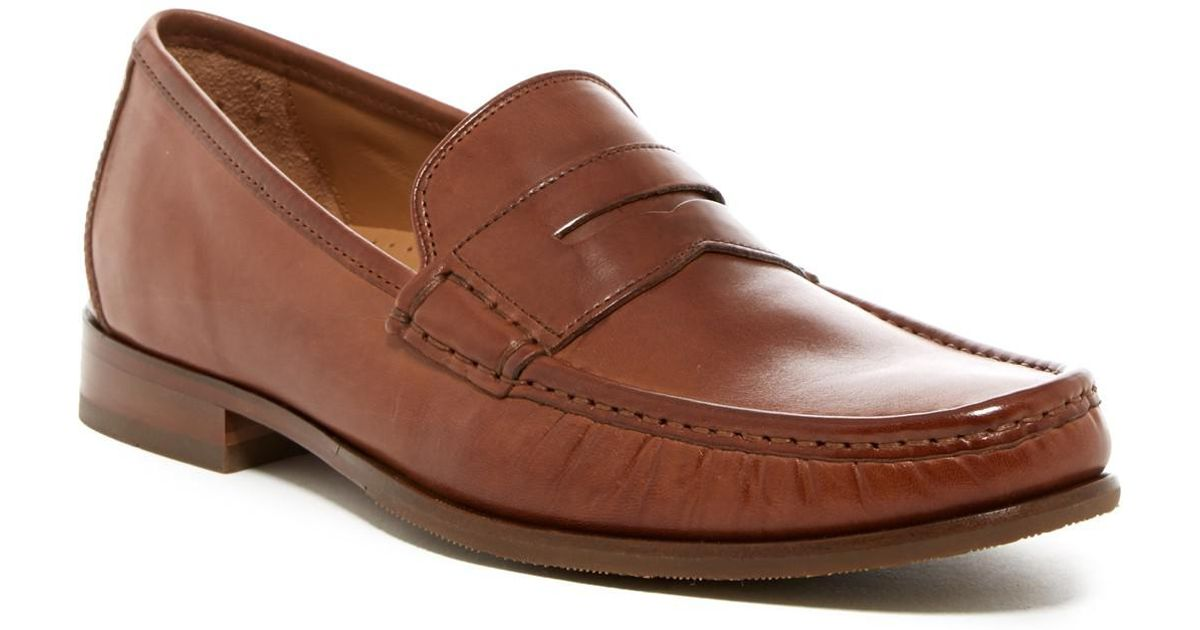 55247bc0e2c Cole Haan Aiden Grand Ii Penny Loafer - Wide Width Available in Brown for  Men - Lyst
