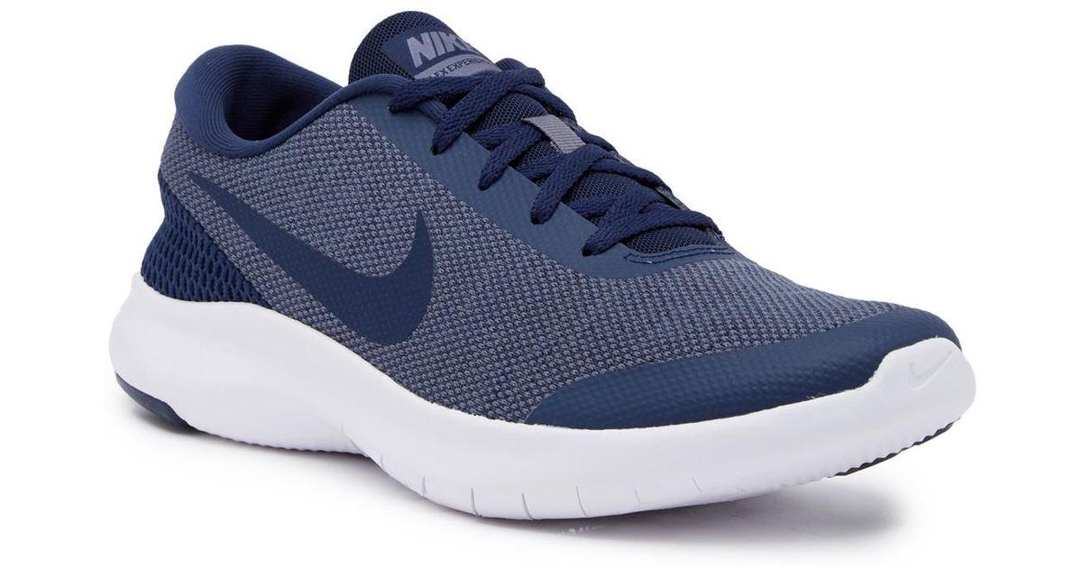 f65e23b12350 Lyst - Nike Flex Experience Rn 7 Sneaker in Blue for Men