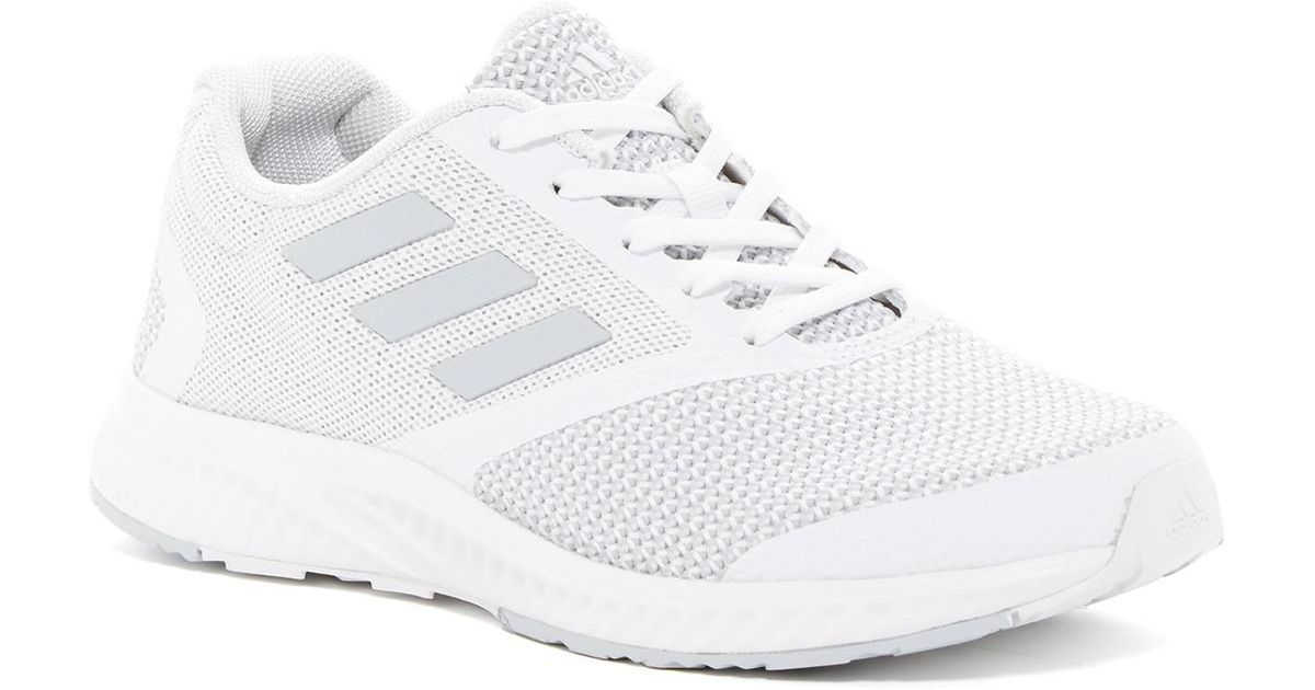 9bf0a5866 Lyst - adidas Mana Racer Athletic Sneaker in White for Men