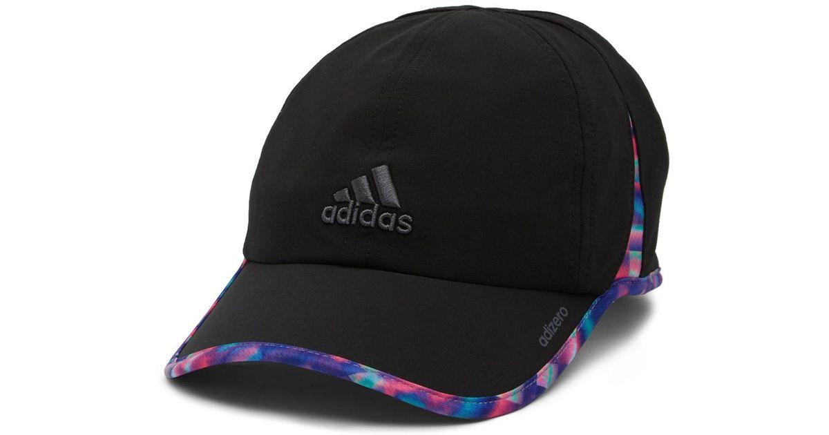 c0ded6d6d8131 Lyst - adidas Adizero Ii Cap in Black for Men