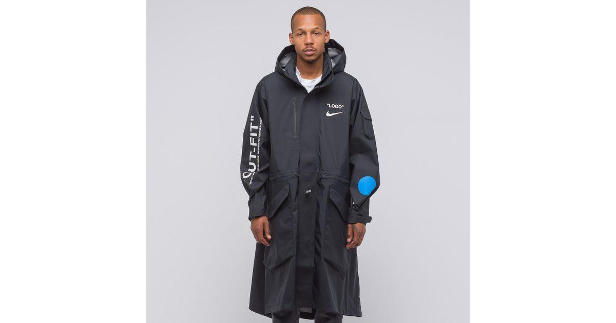 d13361fe7939 Lyst - Nike X Off-white Jacket In Black in Black for Men
