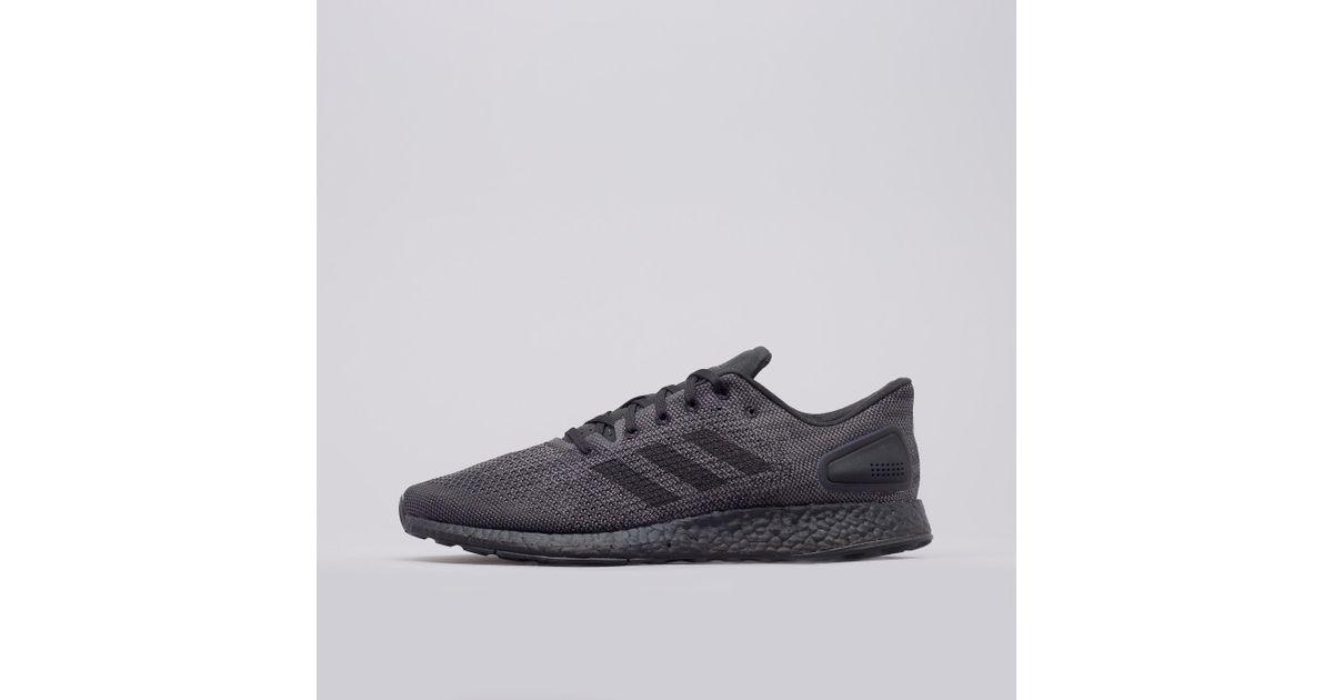 1ff064ef7 Lyst - adidas Pureboost Dpr Ltd In Black in Black for Men
