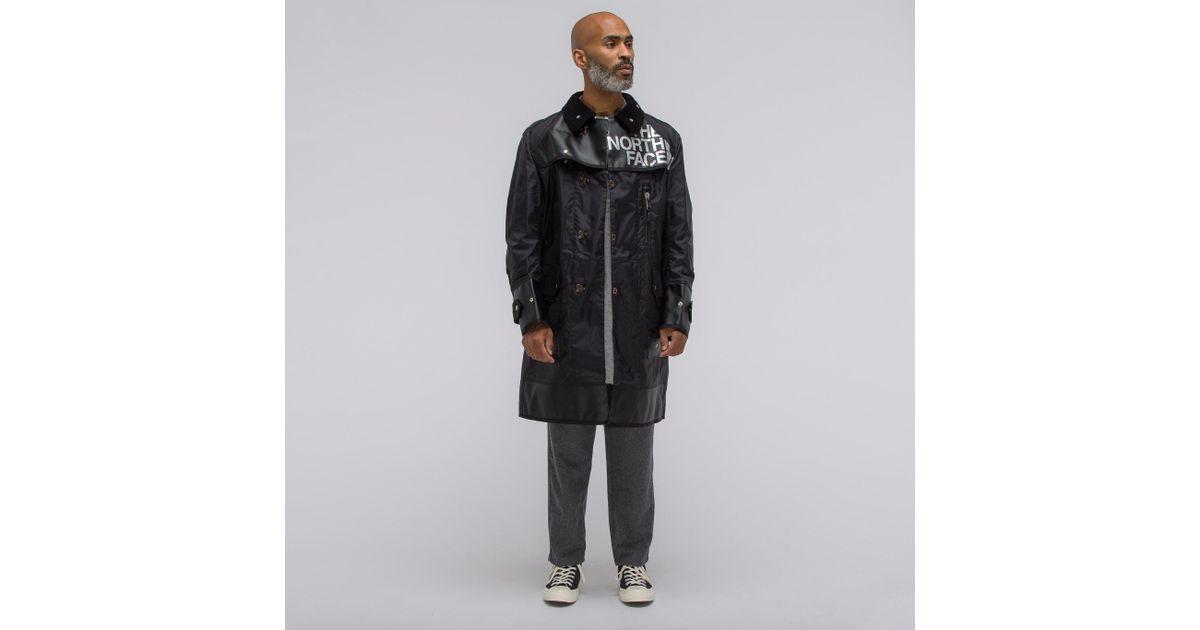 08afdfeb40 Lyst - Junya Watanabe X The North Face Buckle Duffle Bag Coat In Black in  Black for Men