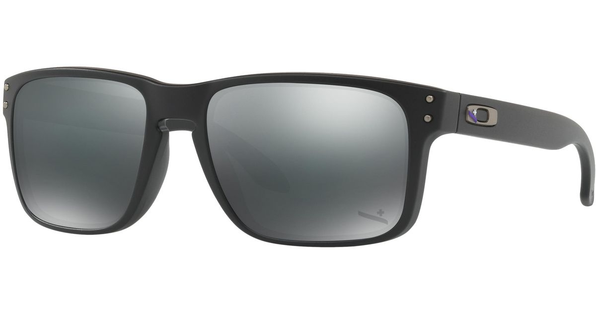 5930eb446b Lyst - Oakley Standard Issue Holbrook Infinite Hero Collection for Men