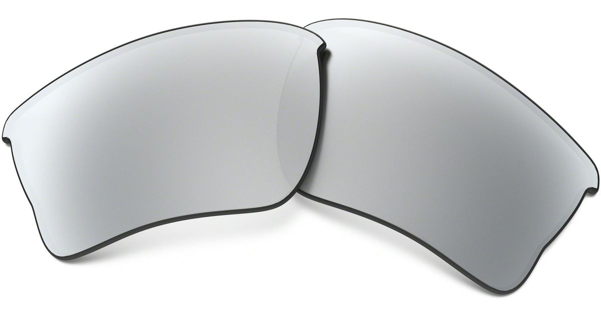 5bb4502732 Lyst - Oakley Quarter Jacket® (youth Fit) Replacement Lenses for Men
