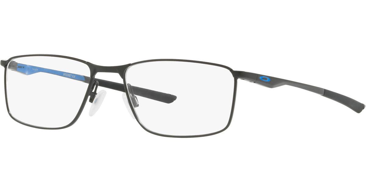 891909f8232 Lyst - Oakley Socket 5.0 Cobalt Collection in Black for Men