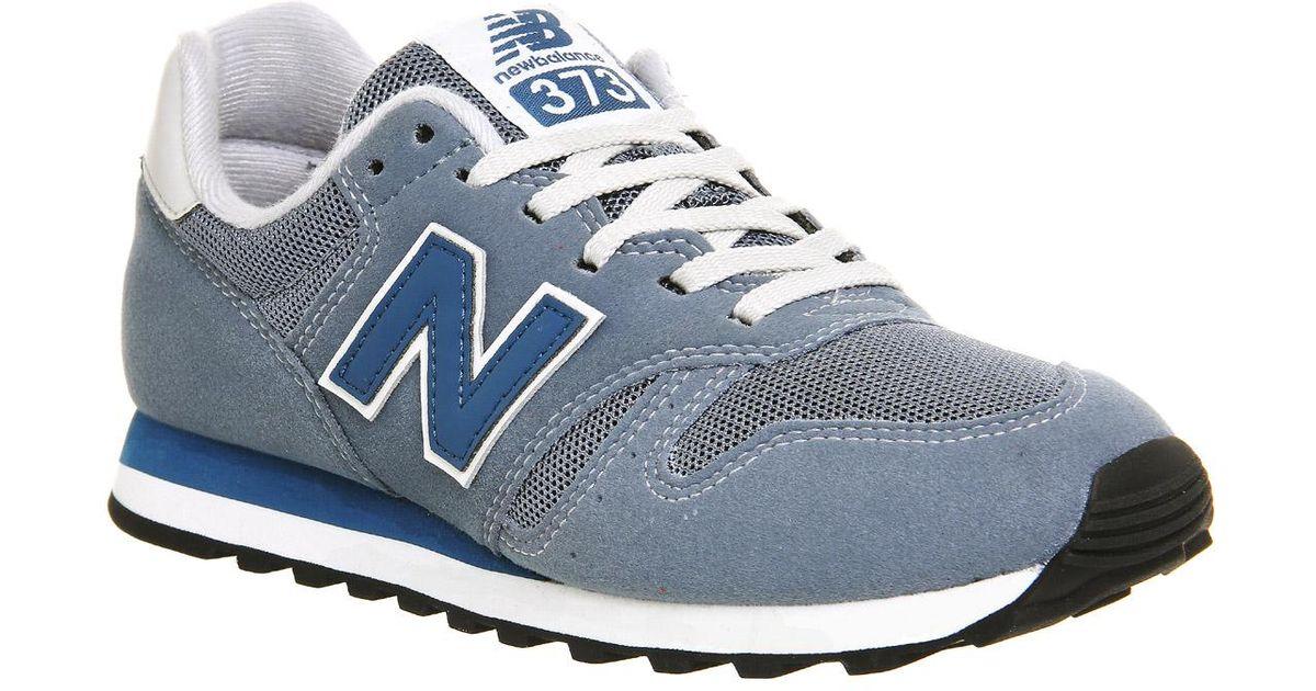 acheter pas cher 8bdf1 b9897 New Balance - Gray M373 Trainers for Men - Lyst