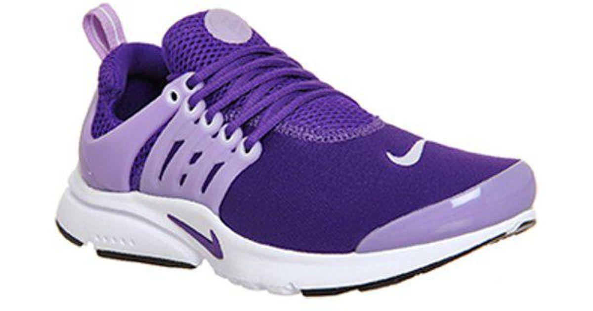 f85e4346de5d Lyst - Nike Presto in Purple