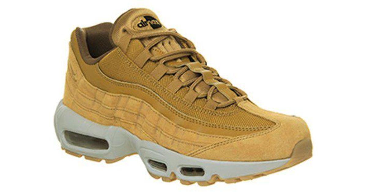 official photos 010d3 56843 Nike - Brown Air Max 95 for Men - Lyst
