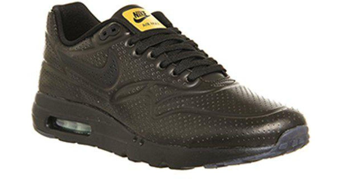 Nike Black Air Max 1 Ultra Moire (m) for Men Lyst