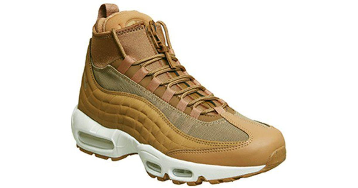 sports shoes 89d75 8f8ff Nike - Multicolor Air Max 95 Sneakerboot for Men - Lyst