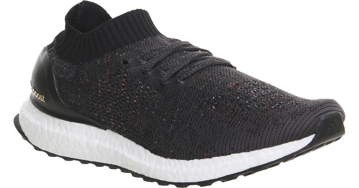 5716fac2a48dd adidas Ultra Boost Uncaged Trainers in Black for Men - Lyst