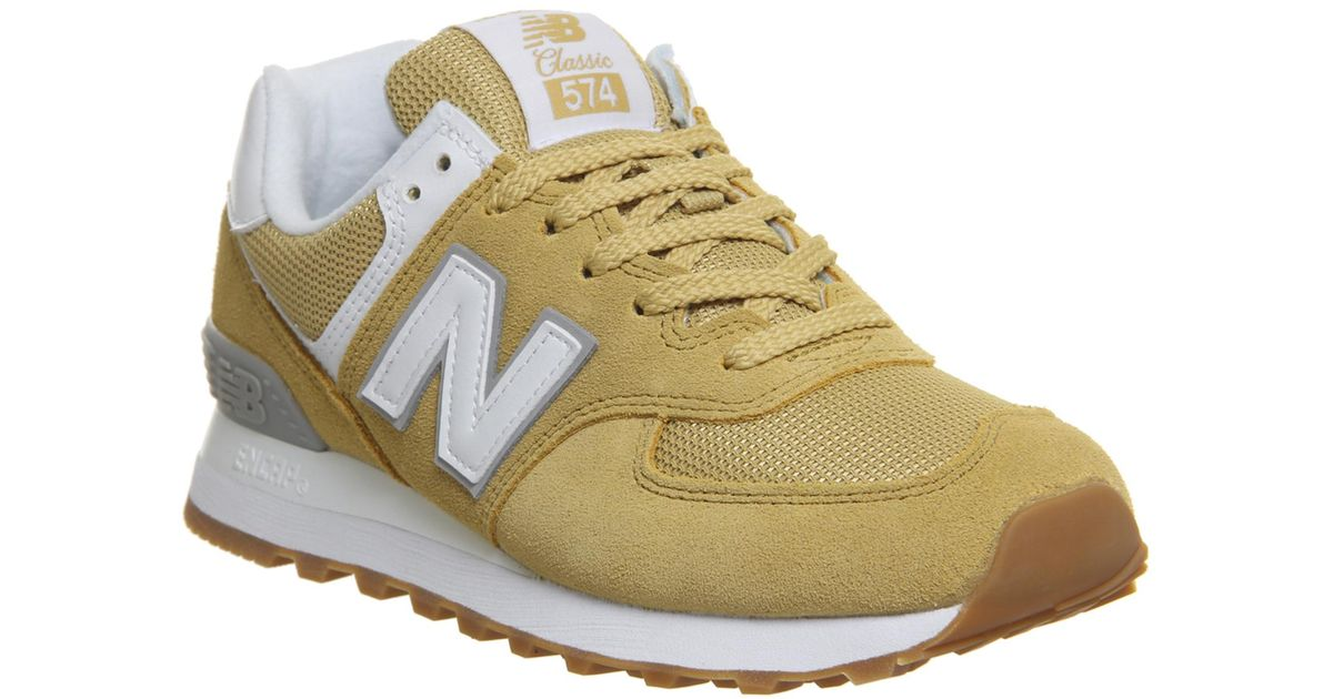 official photos 550d6 f799f New Balance - Multicolor 574 Trainers - Lyst