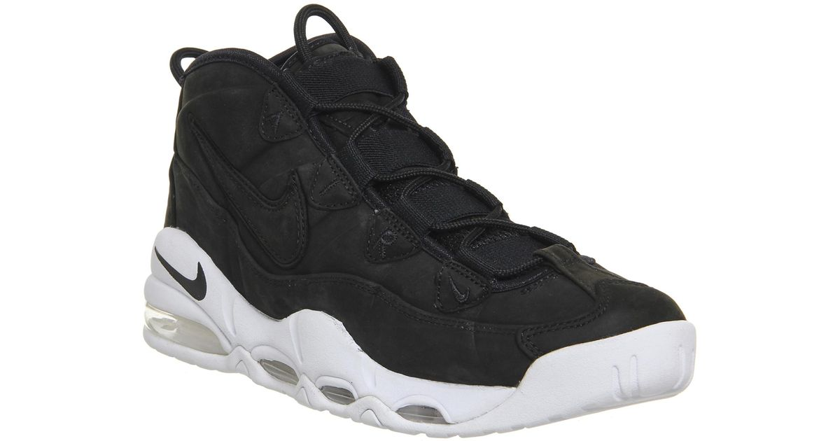 competitive price 79304 f0bf0 Lyst - Nike Air Max Uptempo in Black for Men