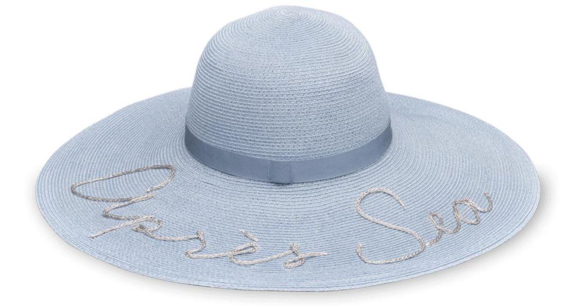 Bunny Grosgrain-trimmed Mesh Hat - Black Eugenia Kim j8FKKJ0RCd