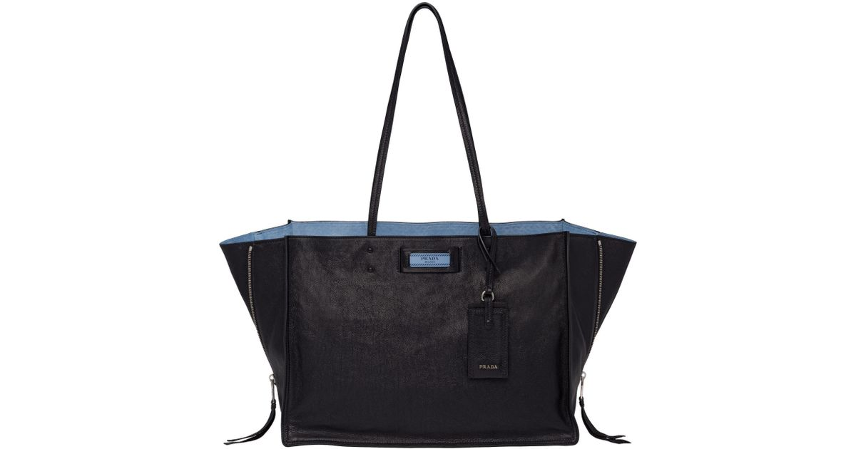 9a4653dd6424 Lyst - Prada Etiquette Bag