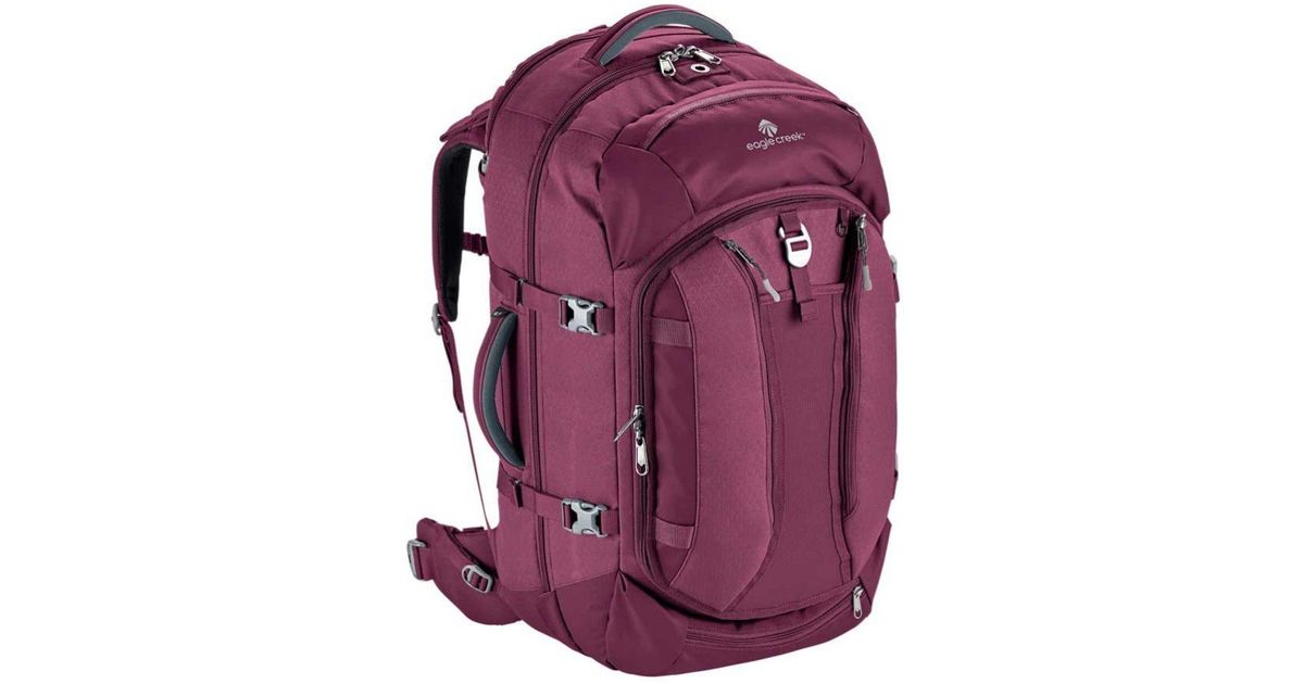4461ce5cb651 Lyst - Eagle Creek Global Companion Womens Backpack in Purple for Men