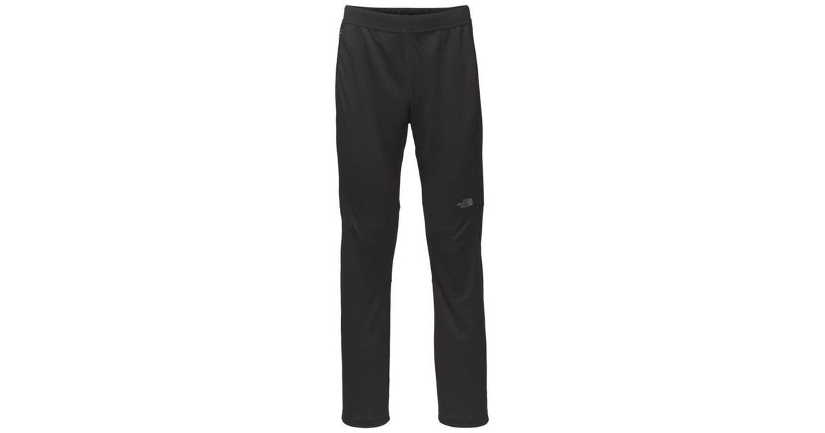 5dbce313c The North Face - Black Ambition Trackster Pants for Men - Lyst