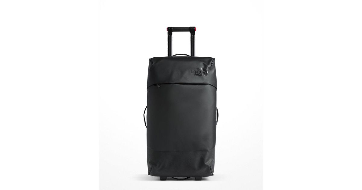 c4142c49d The North Face - Black Stratoliner Wheeled LUGGAGE for Men - Lyst
