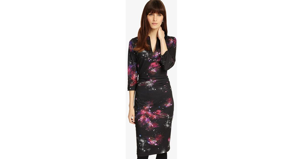Discount New Styles Phase Eight Constellation Print Dress Footaction iGmaYal