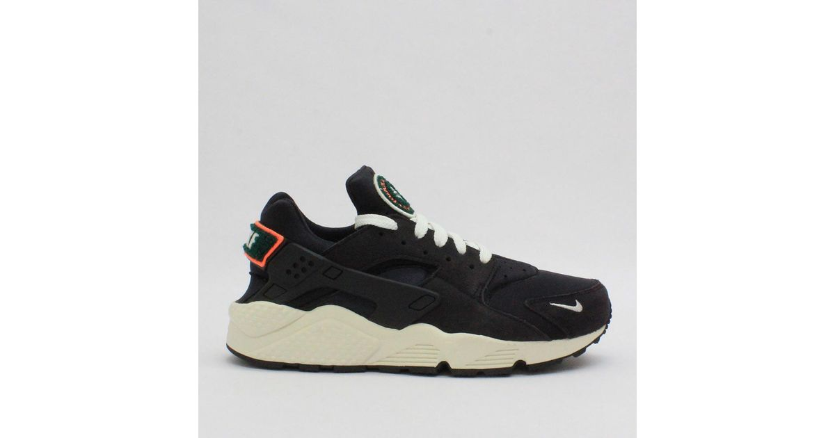 cecfae2f766 ... free shipping lyst nike trainers nike air huarache run prm oil grey  704830 015 in gray ...