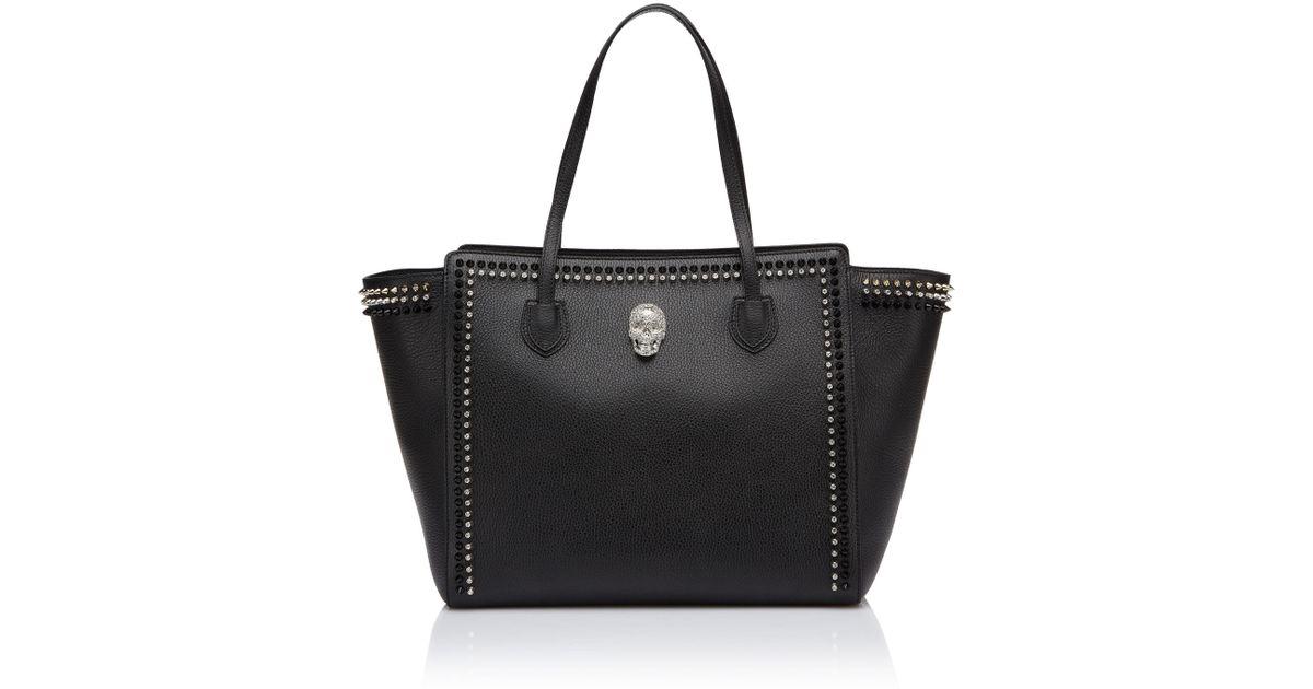 fadf964878 Philipp Plein - Black Handle Bag