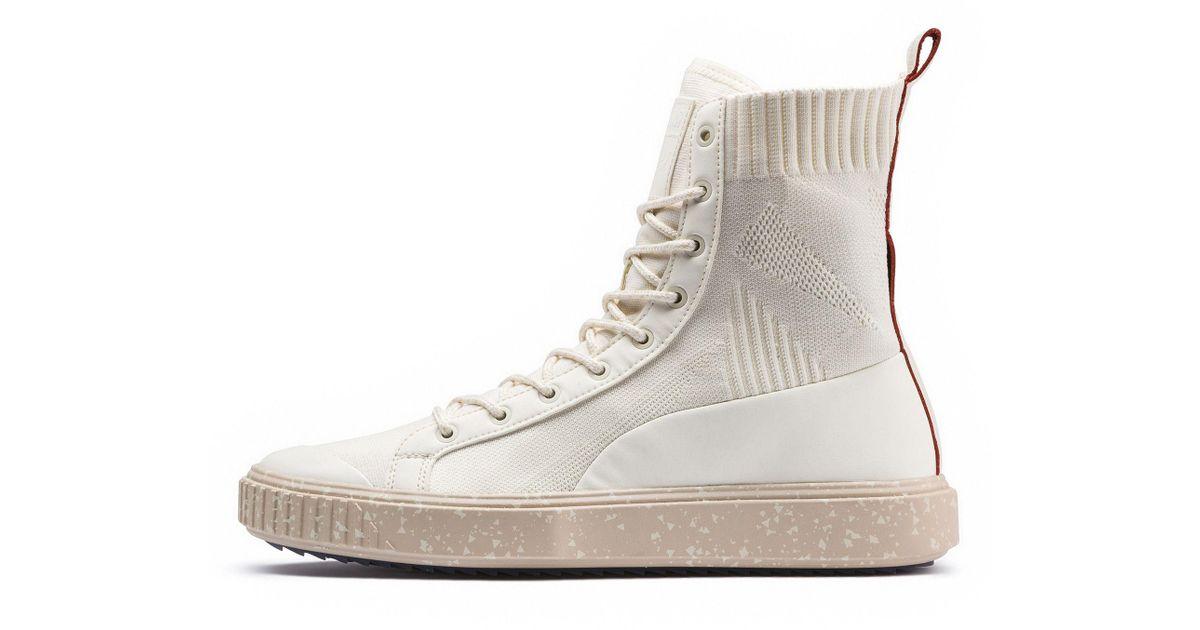 5ed60685a3a0 Lyst - PUMA X Naturel Breaker Boot Sneakers in White