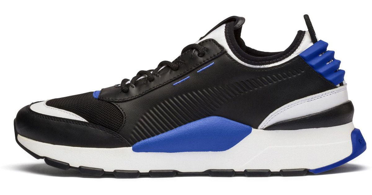 06e4a9a47cc9de Lyst - PUMA Rs-0 Sound Men s Sneakers in Blue for Men - Save 22%