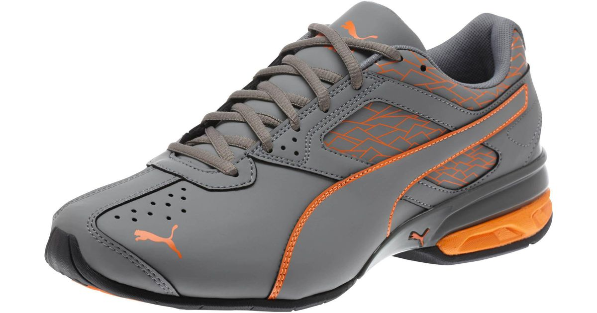 24b95f5ed4de8b Lyst - PUMA Tazon 6 Fracture Men s Running Shoes in Gray for Men