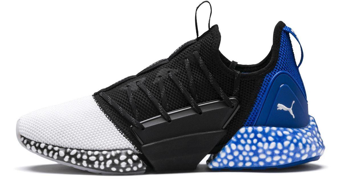 98bad0937b5 Lyst - PUMA Hybrid Rocket Runner Men s Running Shoes in Blue for Men