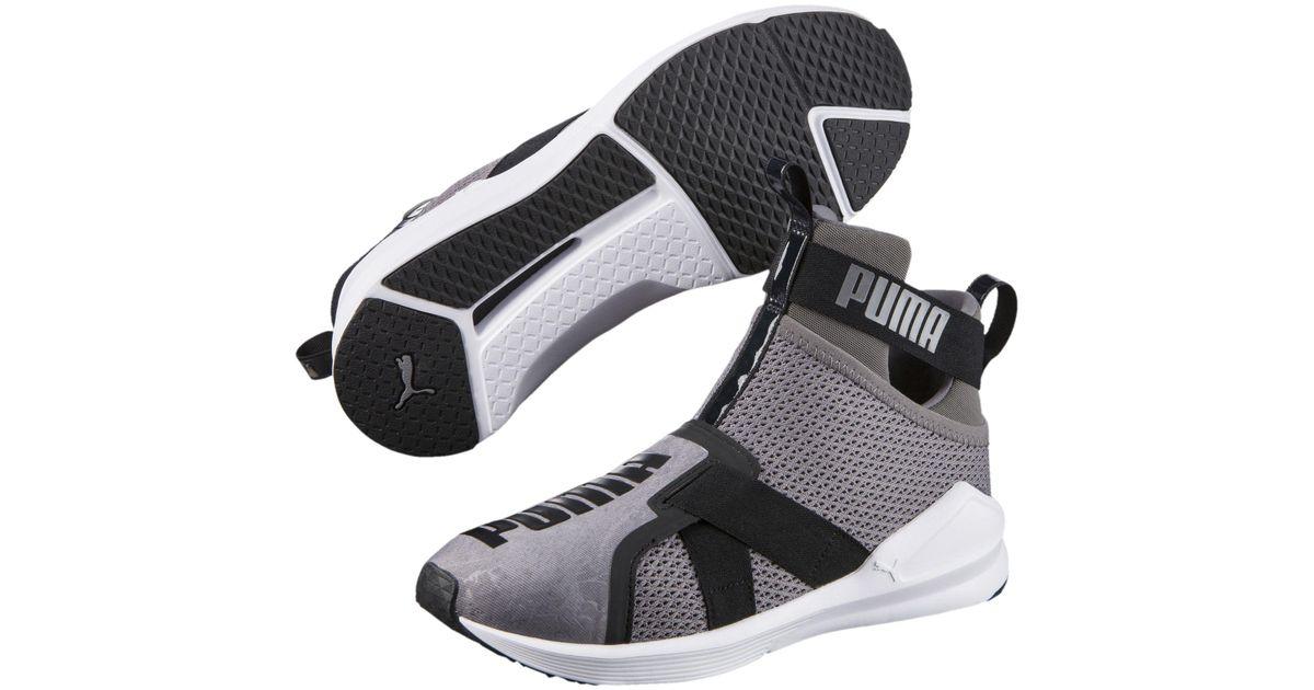 eba252259b0 Lyst - PUMA Fierce Strap Women s Training Shoes