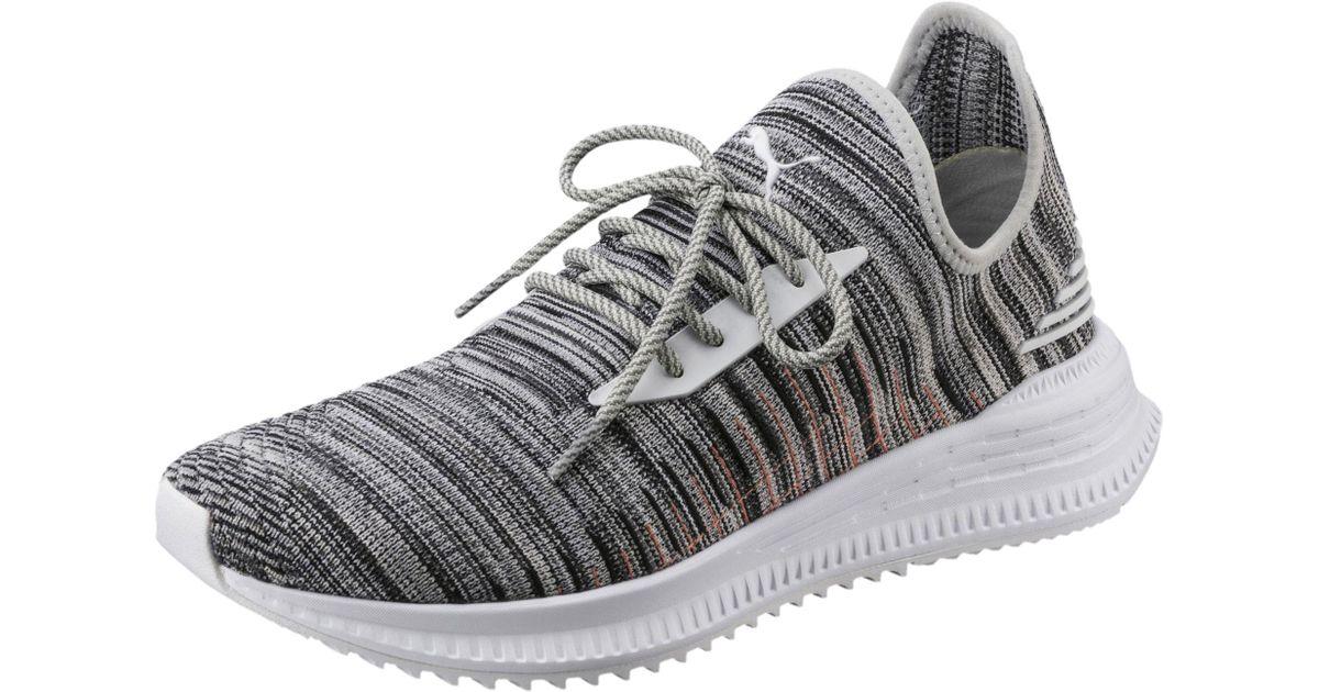 94a4a1aab123 Lyst - PUMA Avid Evoknit Summer Running Shoes for Men