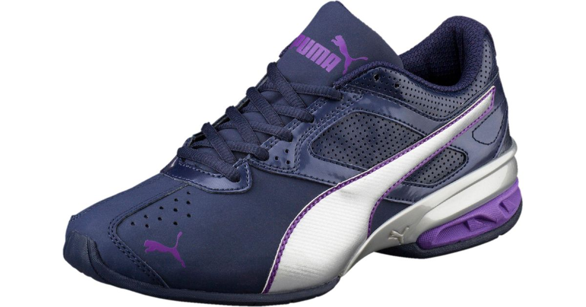 6e30f82ba8fe1c Lyst - Puma Tazon 6 Fm Women s Running Shoes in Blue