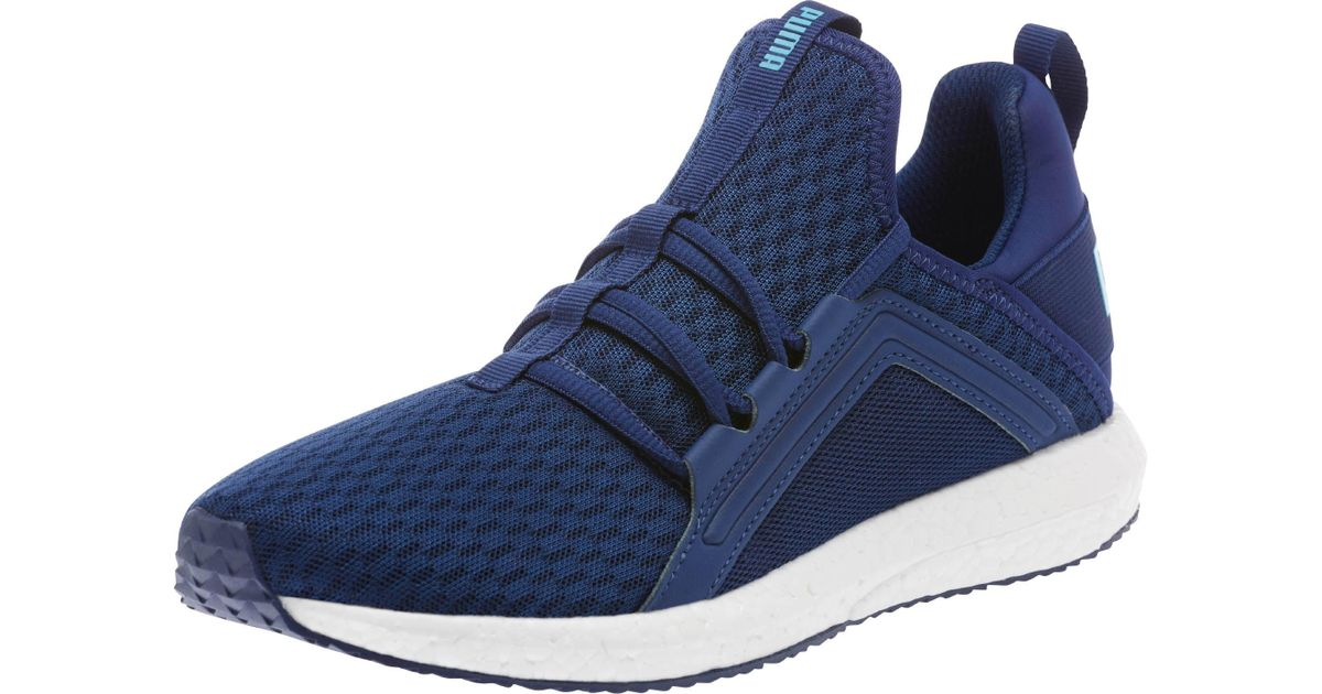 69de143972c56d Lyst - PUMA Mega Nrgy Women s Running Shoes in Blue for Men